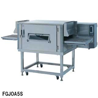 【業務用】フジマック 業務用ジェットオーブン ガス式 FGJOA5S W1950×D1000×H1194 【 メーカー直送/後払い決済不可 】 【 送料無料 】