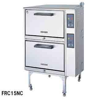 【 業務用炊飯器 】 フジマック ガス自動炊飯器 FRC-NCタイプ FRC15NC 12A・13A(都市ガス)【 メーカー直送/後払い決済不可 】【ECJ】
