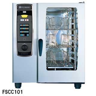 フジマック 業務用コンビオーブン FSCCシリーズ ガス式 FSCC101G W847×D771×H1017 【 メーカー直送/後払い決済不可 】 【ECJ】