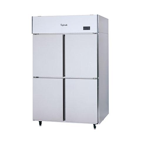 フジマック 冷凍庫(センターピラーレスタイプ) FRF1280KP3 【 メーカー直送/代引不可 】【ECJ】