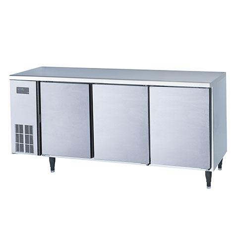 フジマック 冷凍コールドテーブル(センターピラーレス) FRFT1860KP 【 メーカー直送/代引不可 】【ECJ】