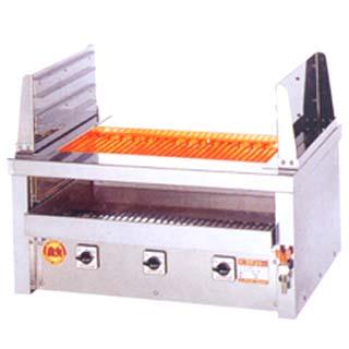 【業務用】ヒゴグリラー 電気グリラー 二刀流タイプ卓上型 3H-212YC 電気【 メーカー直送/後払い決済不可 】