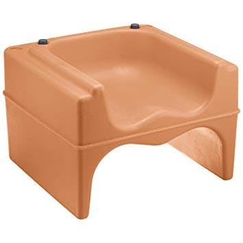 【まとめ買い10個セット品】キャンブロ ブースターシート 200BC コーヒーベージュ 【 家具 子供用椅子 ベビーチェア 】