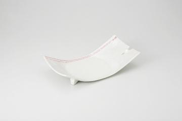 【まとめ買い10個セット品】和食器 絹舟 前菜皿 36K029-05 まごころ第36集 【キャンセル/返品不可】【ECJ】