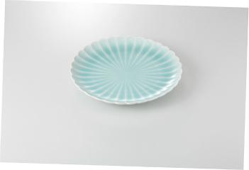 【残りわずか】 【まとめ買い10個セット品】和食器 青白磁 菊型7.0皿 36K194-13 まごころ第36集 【キャンセル/返品】【ECJ】, Medayful メデル a800e85d