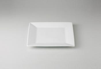 【まとめ買い10個セット品】和食器 白中華 スクエアプレートL(中国) 35K376-61 まごころ第35集 【キャンセル/返品不可】【ECJ】