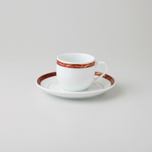 【まとめ買い10個セット品】和食器 リチャード(純白強化磁器) コーヒーカップ 35A452-60 まごころ第35集 【キャンセル/返品不可】【ECJ】