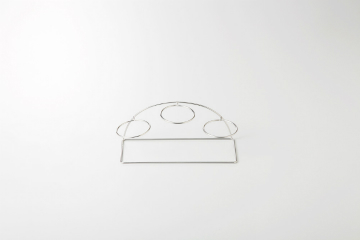【まとめ買い10個セット品】和食器 アーチリングベース 35R557-01 まごころ第35集 【キャンセル/返品不可】【ECJ】
