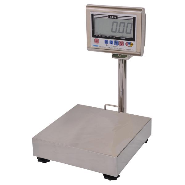 ヤマト 防水型卓上デジタル台秤 DP-6700LN-30 30kg 【ECJ】