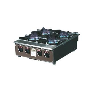 【業務用】強火道楽 強力テーブルコンロ KNG-4【 メーカー直送/後払い決済不可 】