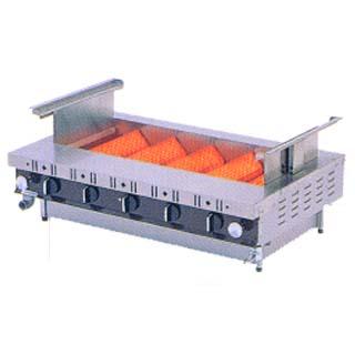 【業務用】建厨 ローストクックS型S-5C 都市ガス [魚焼・蒲焼用グリラー]【 メーカー直送/後払い決済不可 】