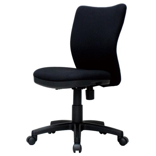 オフィスチェア〔ブラック〕 K-922〔BK〕【 椅子 洋風 イス チェア パーソナルチェア 1人掛け 】【 メーカー直送/後払い決済不可 】