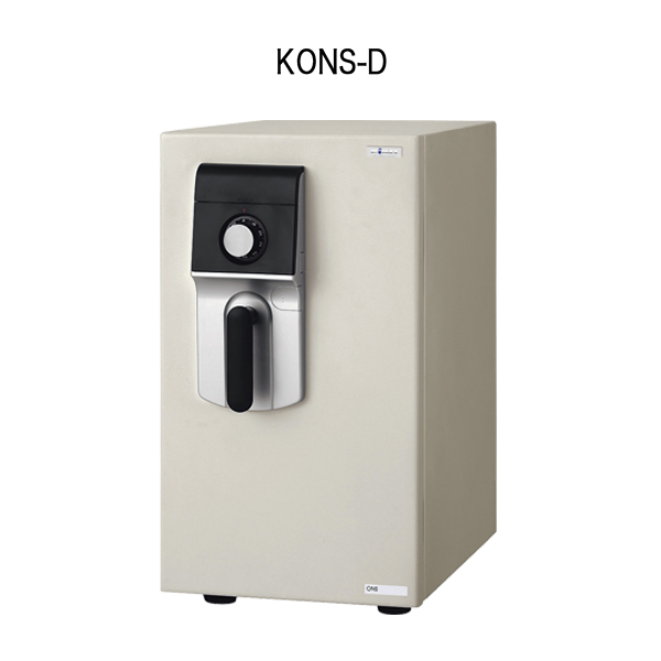 【別途見積商品】金庫〔アイボリー〕 KONS-D【受注生産品】【 メーカー直送/後払い決済不可 】