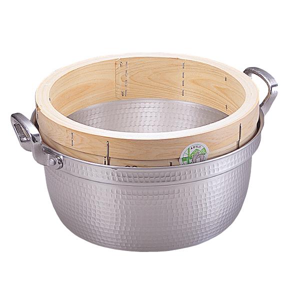 木曽駒印 桧 料理鍋用 台輪 48cm用 【ECJ】
