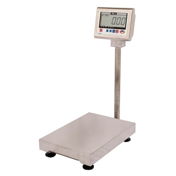 ヤマト 防水型 デジタル台はかり DP-6700K-150(150kg) 【ECJ】