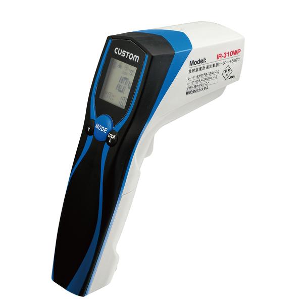 防水放射温度計 IR-310WP 【ECJ】