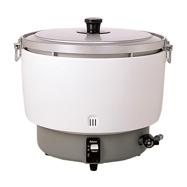パロマ ガス炊飯器 PR-101DSS(5升炊き・折れ取手) LP 【ECJ】