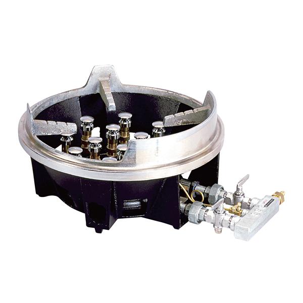 TGスーパーコンロセット TG-12ST LP 【ECJ】