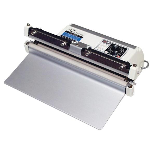 電子式AZソフトシーラー AZ-300W (厚物ガゼット袋用) 【ECJ】