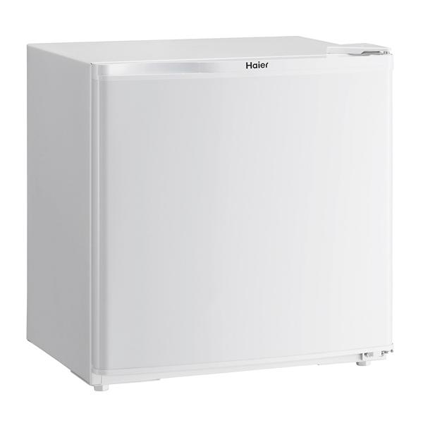 ハイアール 1ドア冷蔵庫 JR-N40G(W) 【ECJ】