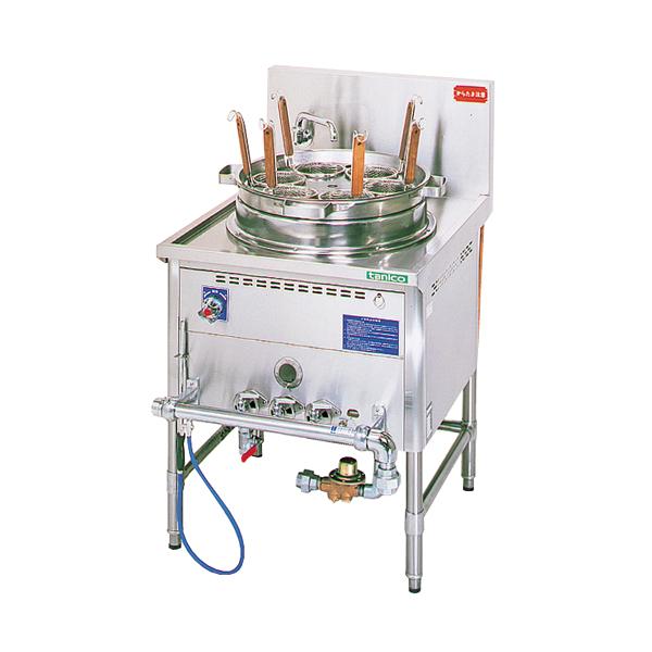 中華ゆで麺器 TU-1ND(余熱タンク付) LP 【ECJ】