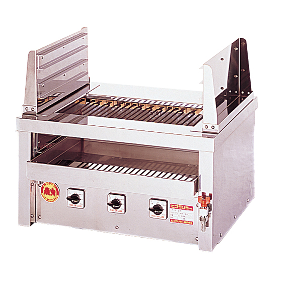 電気式焼物器 二刀流(卓上型) 3H-212YC 【ECJ】