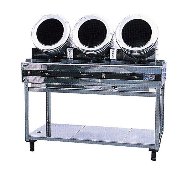 スタンド型 ロータリーシェフ RC-3型 LP 【ECJ】