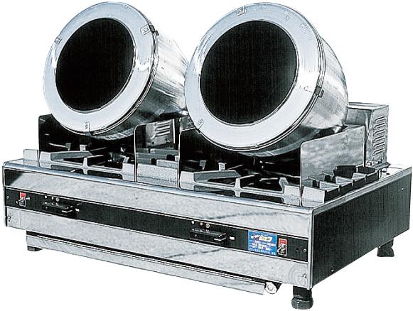 卓上型 ロータリーシェフ RC-2T型 LP 【ECJ】