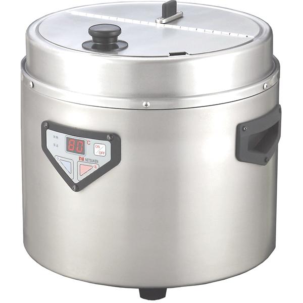 エバーホット 湯煎式スープウォーマー(5段階温度調節付) NMW-168 【ECJ】