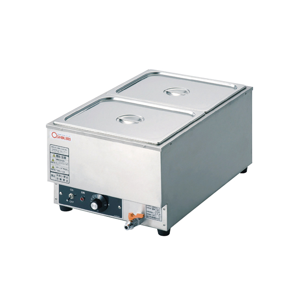 卓上電気ウォーマー OTW-3 タテ型 【ECJ】