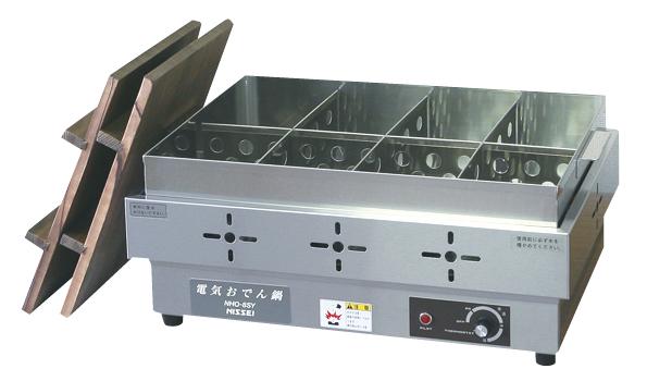 電気おでん鍋 NHO-8SY(8ツ切) 【ECJ】