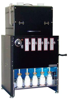 ガス式酒燗器 GNT-5 13A 【ECJ】