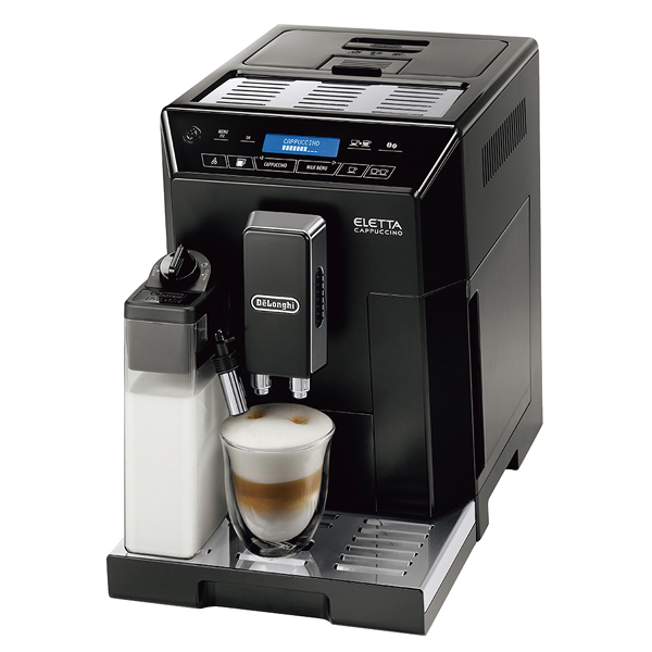 デロンギ 全自動コーヒーマシン ECAM44660BH 【ECJ】
