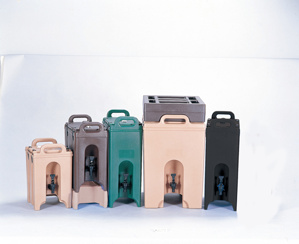 キャンブロ ドリンクディスペンサー 100LCD(5.7l) グリーン 【ECJ】