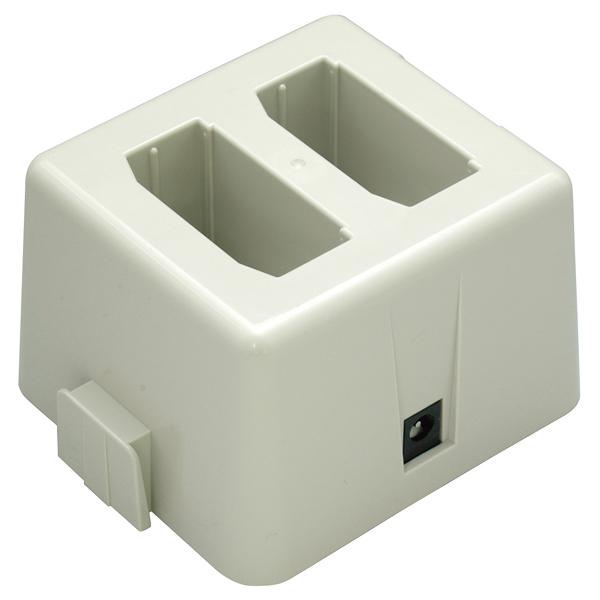 ソネット君 携帯受信機用小型充電スタンド(2台用) SCH-2 【ECJ】