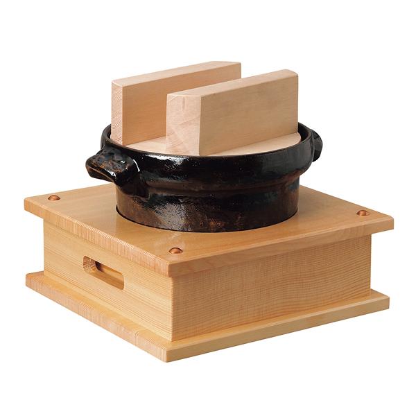 3合ごはん鍋用 白木 ハカマのみ 【ECJ】