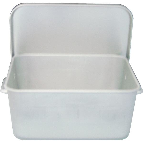 アルミ 重なるパン箱(蓋付) TA-30 【ECJ】