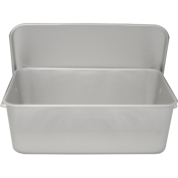 アルミ 重なるパン箱(蓋付) TA-40 【ECJ】