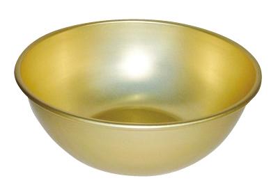 アルマイト ボール(ゴールド) 45cm 【ECJ】