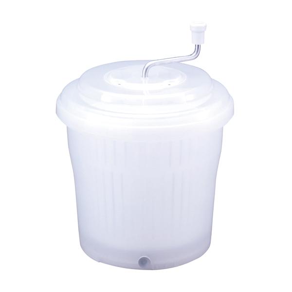 トンボ 抗菌ジャンボ野菜水切り器 10型 【ECJ】