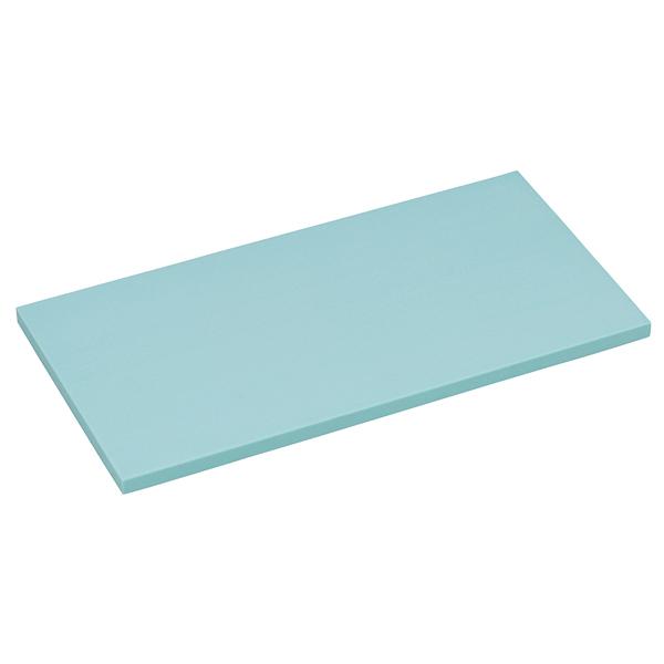 【ECJ】 ブルー 厚さ30mm オールカラーまな板 K型 K3