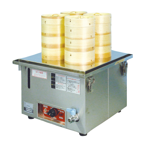 電気蒸し器 YM-11 【ECJ】