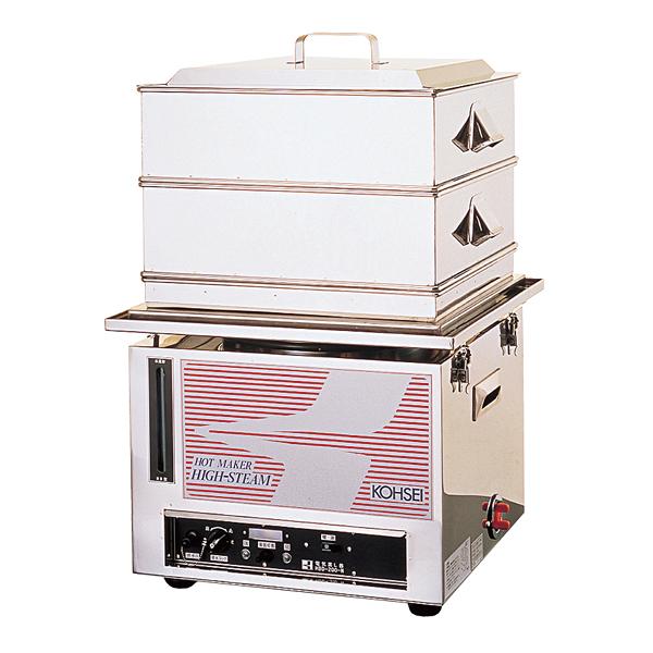 電気蒸し器 HBD-200・N 【ECJ】