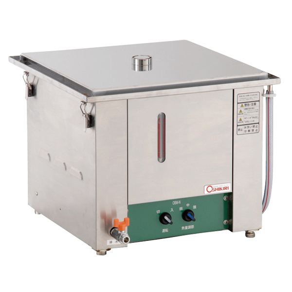 電気蒸し器 OBM-600TN 【ECJ】