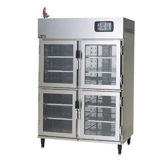 【業務用】業務用 マルゼン 湿温蔵庫 MEHX-127GSB 【 厨房機器 】 【 メーカー直送/代引不可 】