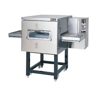 コンベアオーブン MGOR-151 LPG(プロパンガス)【 厨房機器 】【 メーカー直送/後払い決済不可 】【 ガスオーブン 】【 オーブン 】【ECJ】