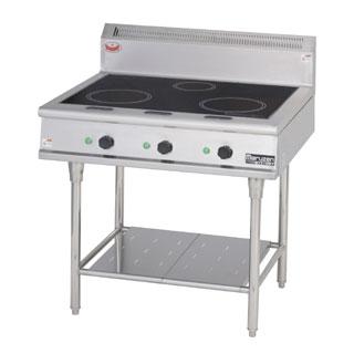 【業務用】【 送料無料 】 業務用 マルゼン IHテーブル MIT-097 【 厨房機器 】 【 メーカー直送/代引不可 】