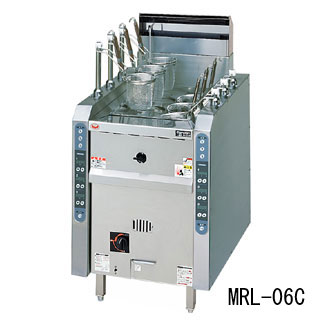 【業務用】【 送料無料 】 業務用 マルゼン ガス自動ゆで麺機 MRL-03LC 【 厨房機器 】 【 メーカー直送/代引不可 】