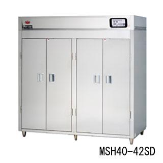【業務用】【 送料無料 】 業務用 マルゼン 食器消毒保管庫 MSH40-42WEN 【 厨房機器 】 【 メーカー直送/代引不可 】