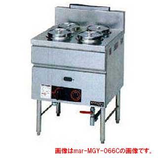【業務用】 マルゼン ガス式ウォーマーテーブル 卓上型〔MGY-045TC〕 【 厨房機器 】 【 メーカー直送/後払い決済不可 】